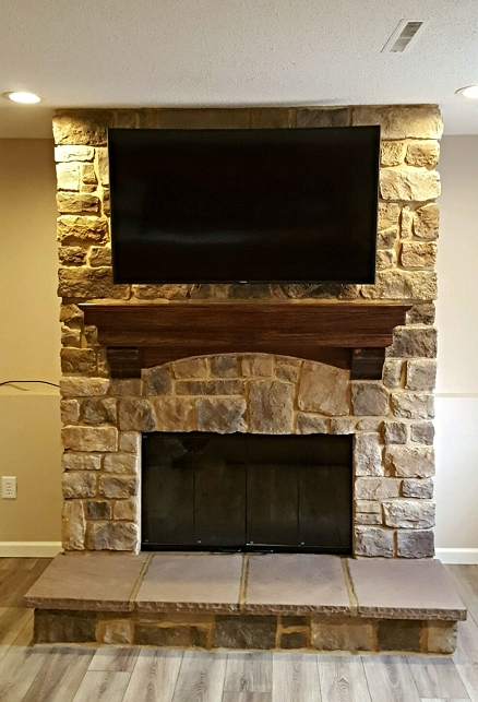 how to clear your centenial gas fireplace cdv36ntr